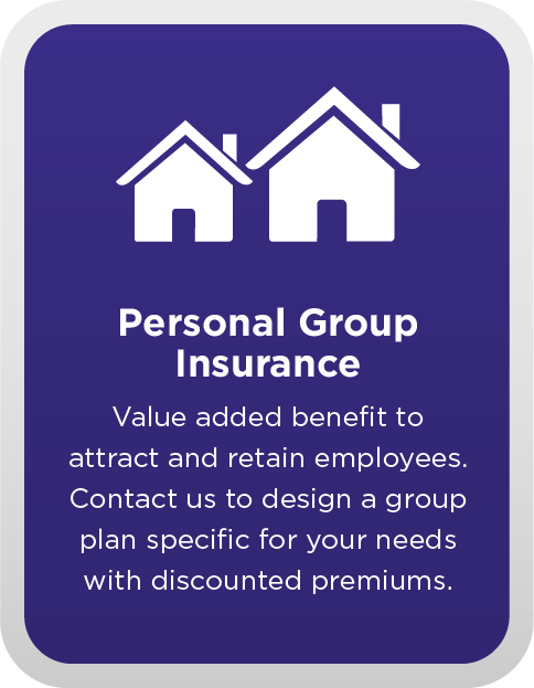 Personal Group Insurance